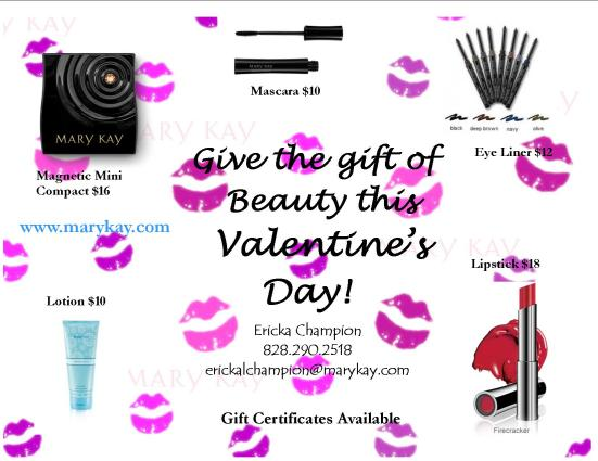 Give the Gift of Beauty!