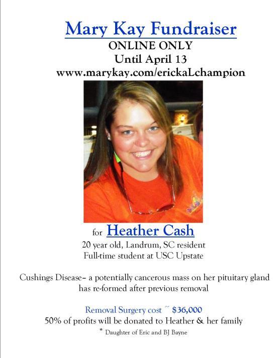 Cushings Disease Fundraiser