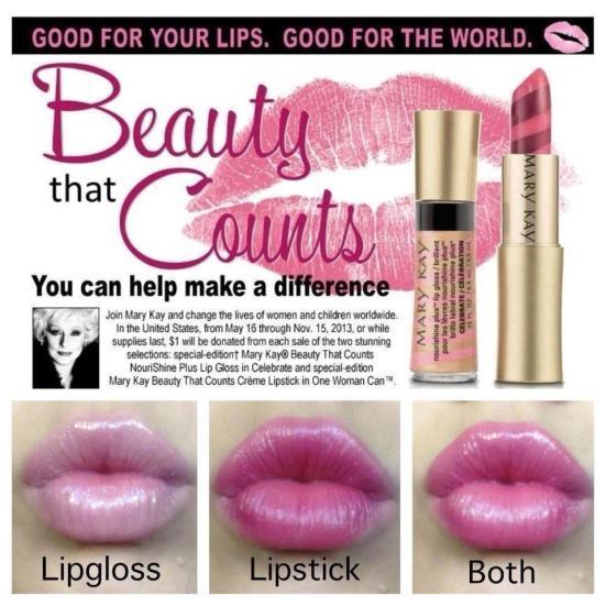 beauty that counts lipstick