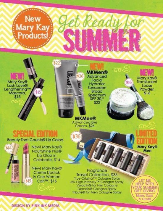 summer 2013 flyer